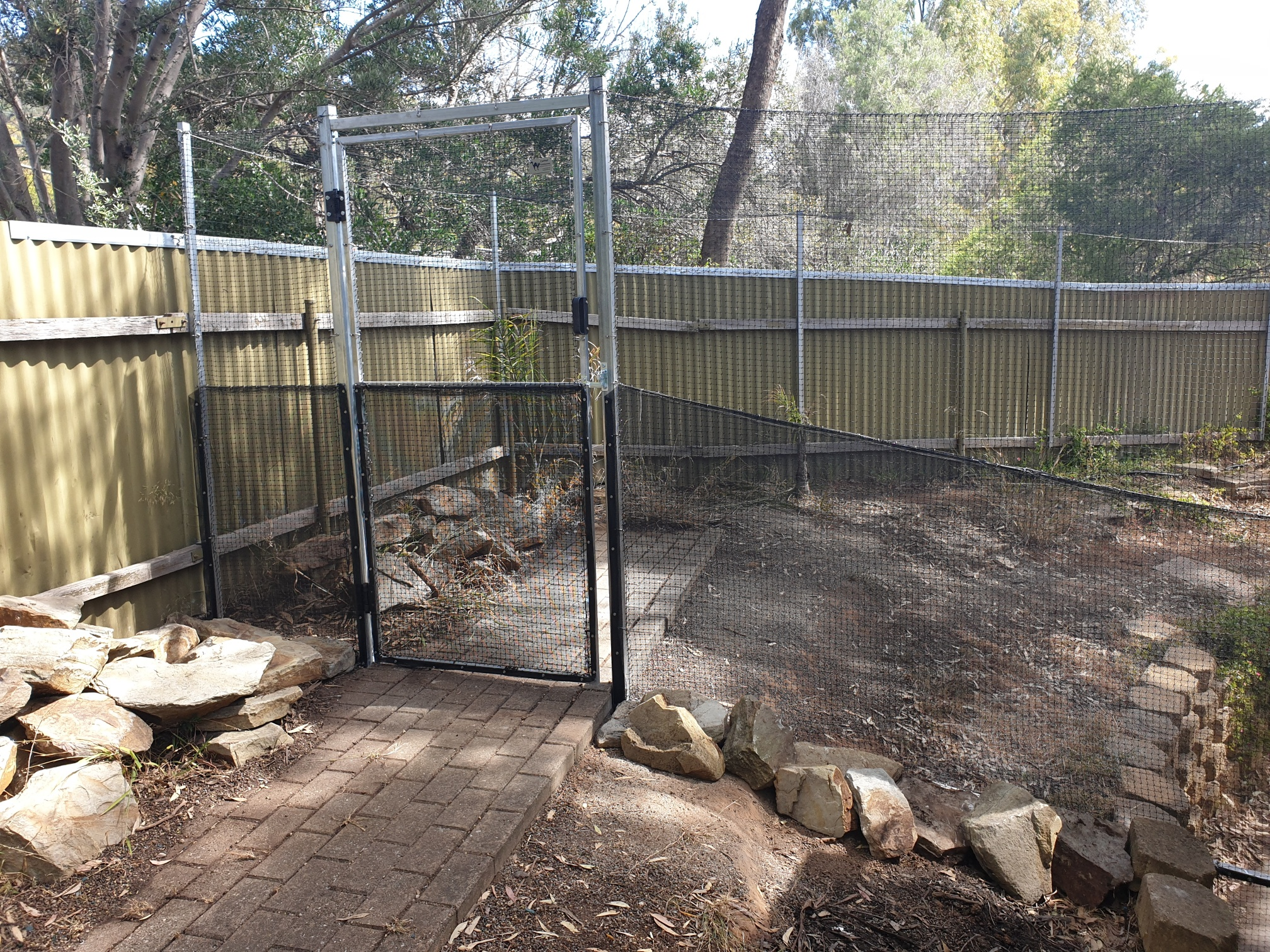 Part Yard Enclosure For 2 Lucky Cats Catpad Enclosures